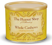 Peanut Shop Of Williamsburg - Whole Cashews