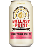 Ballast Point Grapefruit Sculpin IPA 12oz 6-pack cans