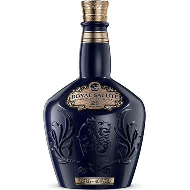Chivas Regal Royal Salute 21 Year Scotch Whisky