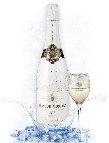Francois Montand Ice Edition Demi-Sec Sparkling Wine 750ml