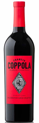 Francis Coppola Diamond Red Blend Scarlet Label