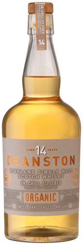 Deanston 14 Year Organic Scotch Whisky