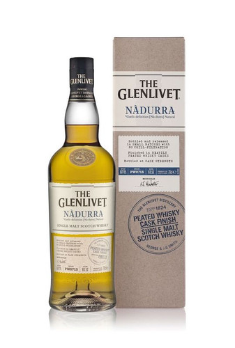 glenlivet nadura peated speyside scotch whisky 750ml crown wine