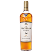 Macallan 12 Year Double Cask Highland Single Malt Scotch Whisky 750ml