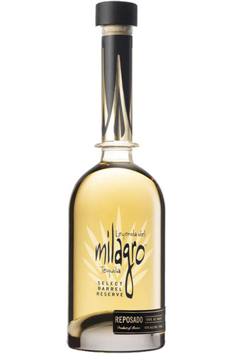Milagro Tequila Reposado Select Barrel Reserve