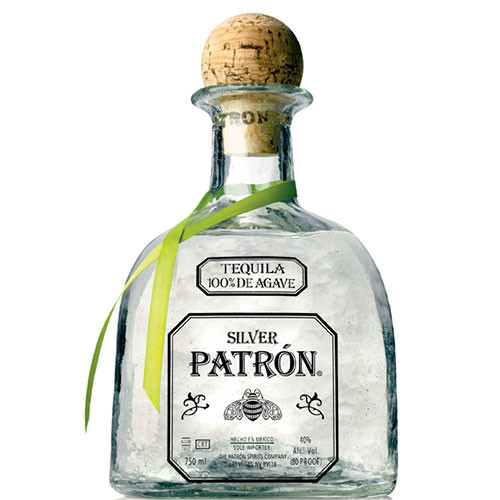 Patron Tequila Silver 750ml. Loading zoom