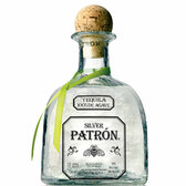 Patron Tequila Silver 750ml Bottle