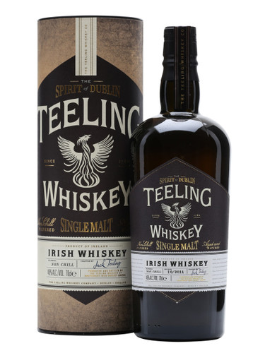 Teeling Irish Single Malt Whiskey