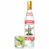 Stolichnaya 80 Proof Vodka 750ml