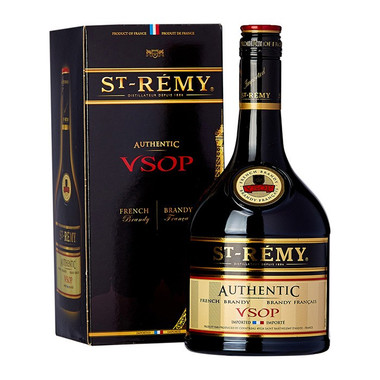 St Remy VSOP French Brandy