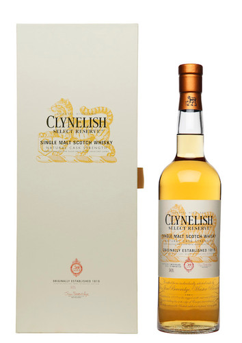 Clynelish Select Reserve Highland Single Malt Scotch Whisky
