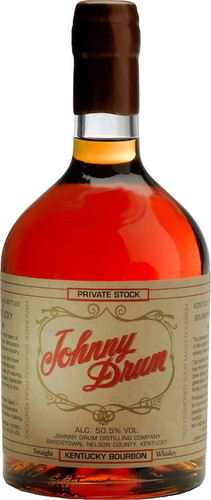 Johnny Drum 101 Proof Bourbon