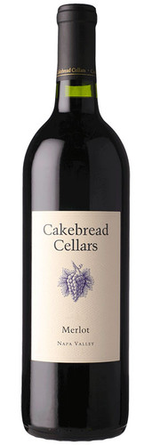 Cakebread Cellars, Merlot Napa Valley