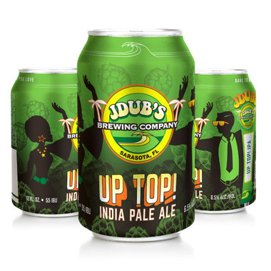 JDub's 'Up Top!' IPA