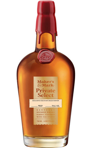 Maker's Mark Private Select Kentucky Bourbon Whisky
