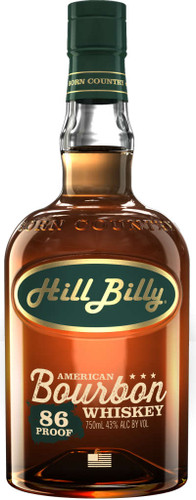 Hill Billy 86 Proof