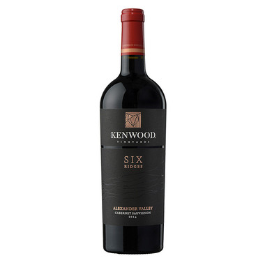 Kenwood Six Ridges Alexander Valley Cabernet Sauvignon