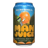 Knee Deep Man Juice Mandarin Orange IPA