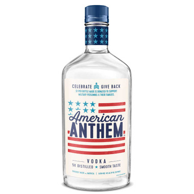 American Anthem Vodka 1.75L