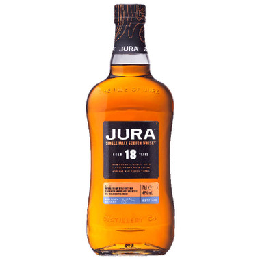Jura 18 Year Single Malt Scotch Whisky