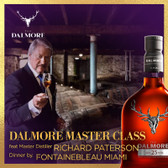 Dalmore Dinner with Richard Paterson