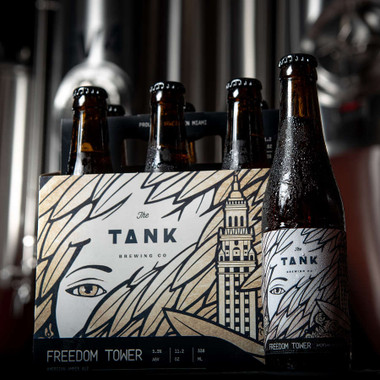 The Tank Brewing Freedom Tower American Amber Ale