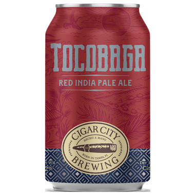 Cigar City 'Tocobaga' Red India Pale Ale