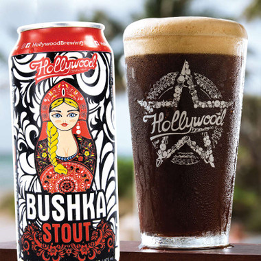 Hollywood Brewing 'Bushka' Stout