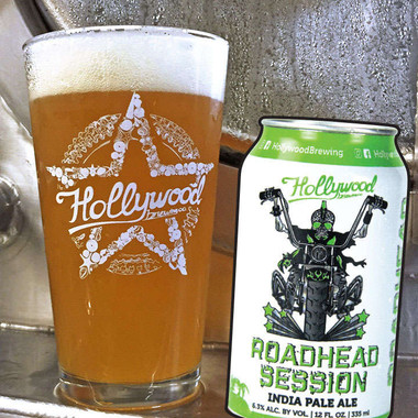 Hollywood Brewing 'Roadhead Session' IPA