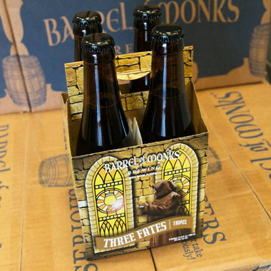 Barrel of Monks 'Three Fates' Belgian Style Tripel