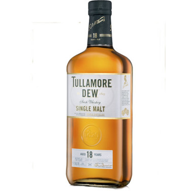 Tullamore Dew 18 Year Single Malt