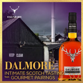 Dalmore Tasting Ticket