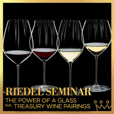 Riedel The Difference a Glass Makes