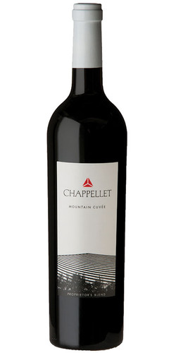 Chappellet Proprietor's Blend Mountain Cuvee
