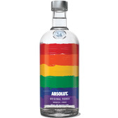 Absolut Colors Vodka 750ml