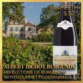 Maison Albert Bichot Tasting Ticket