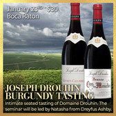 Drouhin Burgundy - Tasting Ticket