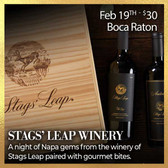 Stags Leap Winery - Tasting Ticket