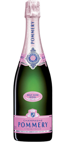 Pommery Brut Rose Royal 750ml