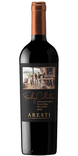 Aresti Family Collection Red Blend