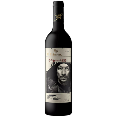 19 Crimes Cali Red Blend ft Snoop Dogg