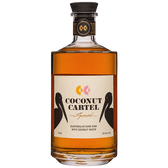 Coconut Cartel Rum with Coconut Water