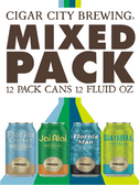 Cigar City 'Mixed Pack' 12oz 12-Pack Cans
