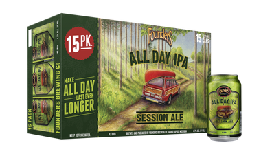 Founders 'All Day IPA' 12oz 15-Pack Cans