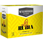 Wynwood Brewing 'La Rubia' Blonde Ale