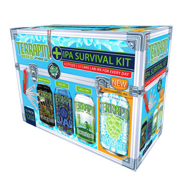 Terrapin 'IPA Survival Kit' Variety Pack