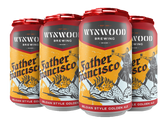 Wynwood Brewing 'Father Francisco' Belgian Style Golden Ale