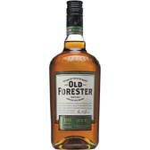 Old Forester Straight Rye Whisky