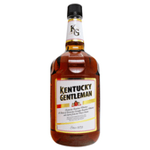 Kentucky Gentleman Bourbon Whiskey 1.5L