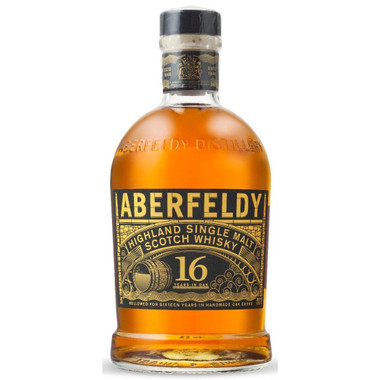Aberfeldy 16 Year Single Highland Malt Scotch Whiskey